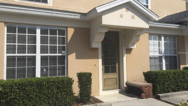 Bank Owned Property in Short Term Rental Community Near Disney